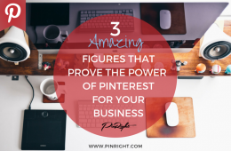 3 Amazing Figures that prove the power of Pinterest for Your Business