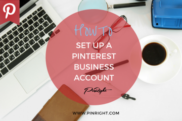 How to Set Up a Business Account on Pinterest