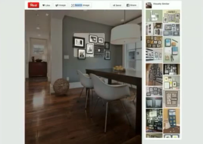 Flashlight for Pinterest reveals Product Discovery   Pinright