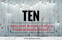 Top Ten Brilliant Books to Rock Your Business World | Pinright.com