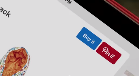 What Buy It Buttons look like on Pinterest | Pinright