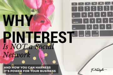 Why Pinterest is NOT a Social Network - and how you can harness it's power for your business | www.pinright.com