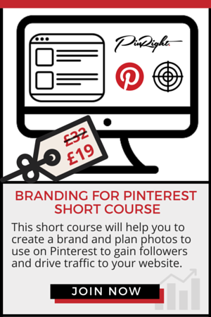 Branding for Pinterest Course