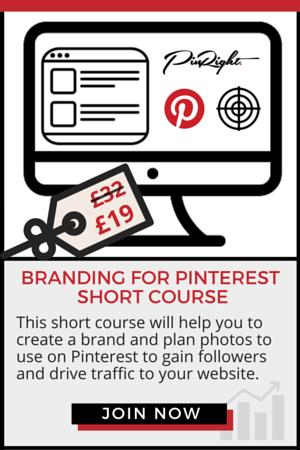 Branding for Pinterest Course