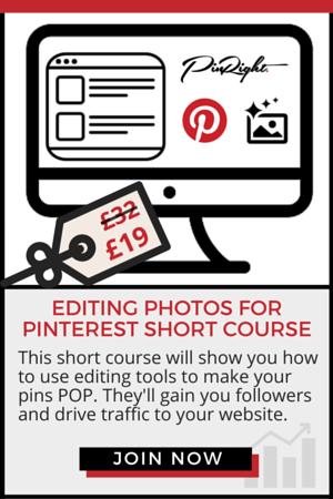 Editing Photos Course