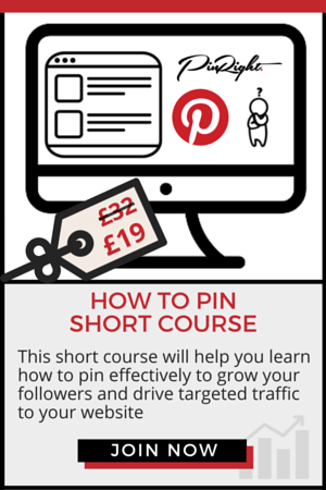 How To Pin Course