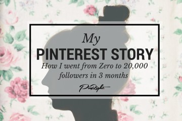 The Story of how Pinright went from zero followers to 20,000 in 3 months. Learn how we did it in our fantastic new course Pinterest for Business | pinright.com