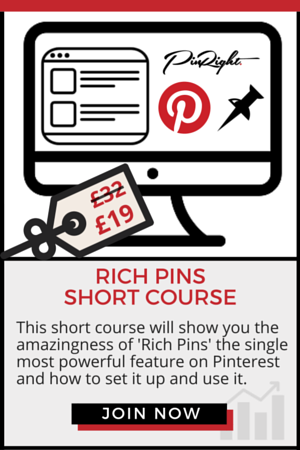 Rich Pins Course