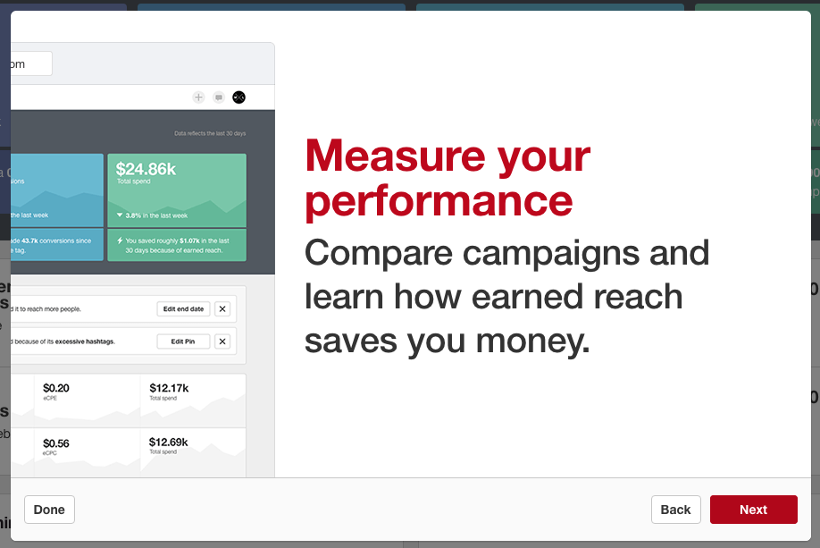 Measure Performance with Promoted Pins