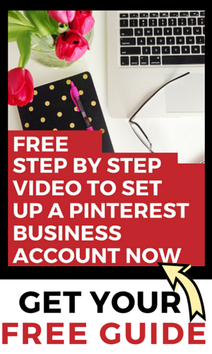 How to set up a Pinterest Business Account | Pinright - Pinterest Tips and Training