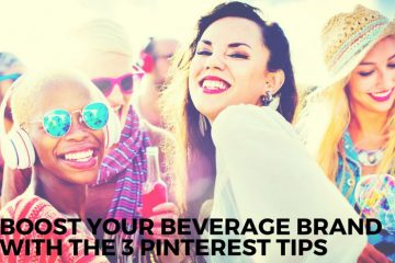 Summer's arriving so what better time to get your beverage out there and leverage Pinterest to gain huge exposure!!