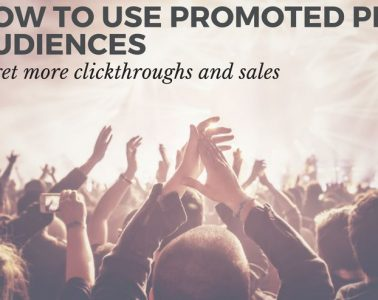 "How to create an Promoted Pins audience from your website and how creating ""look alike"" audiences from this will increase your chances of getting those all important clicks."""
